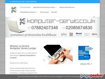 Serwis komputerowy Londyn
