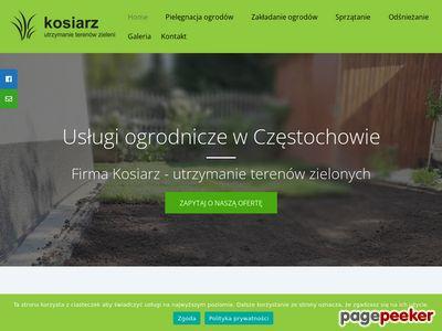Usługi ogrodnicze i porządkowe w Częstochowie