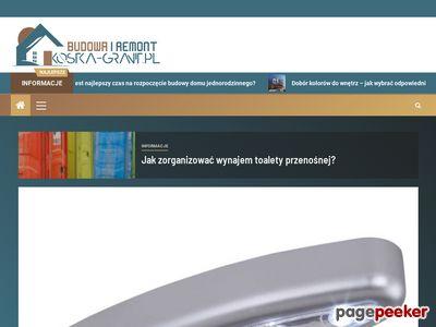 Kostka-Granit.pl - Tania Kostka Granitowa