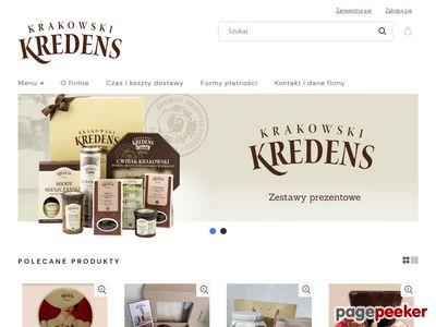 Sklep online - Krakowski Kredens