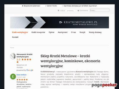 Kratkimetalowe.pl