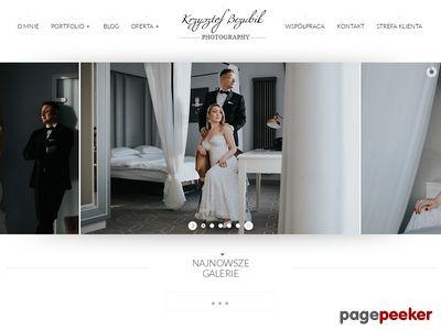 Fotografia Ślubna Białystok - Fotograf Krzysztof Bezubik