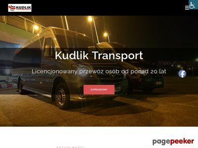 Kudlik Transport - wynajem autobusów, przewóz osób