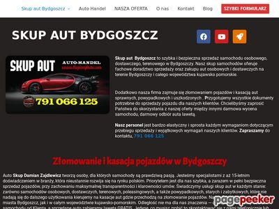Skup Aut Bydgoszcz | Auto Skup Damian Zajdlewicz