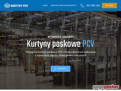 Kotary grodzące - Kurtynapvc