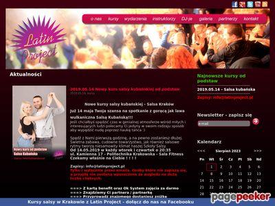 Imprezy salsowe - LatinProject.pl
