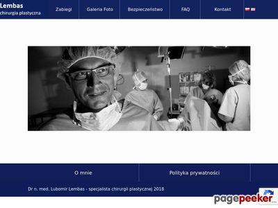 Chirurgia plastyczna Warszawa