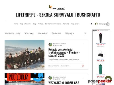 Blog Survivalowy