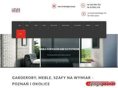 Drzwi przesuwne Poznań