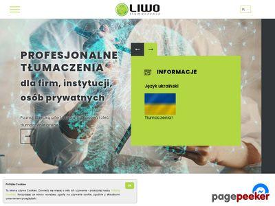 Liwo - biuro tłumaczeń z Katowic