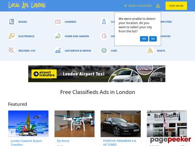 Free Classifieds ads London