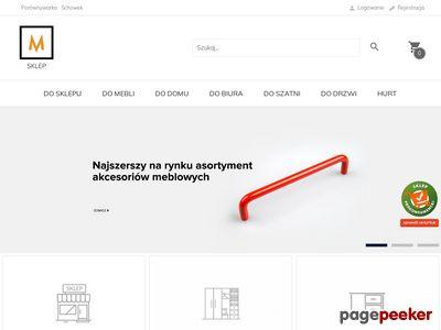 Www.m-handel.pl - metkownica sklep
