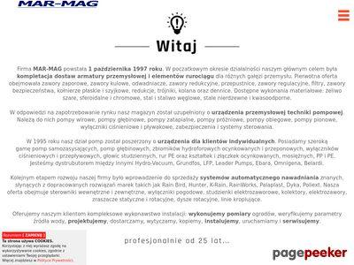 Pompy głębinowe i hydroforowe,Toruń MAR-MAG