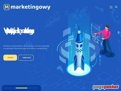 Marketingowy.net.pl - spis stron internetowych