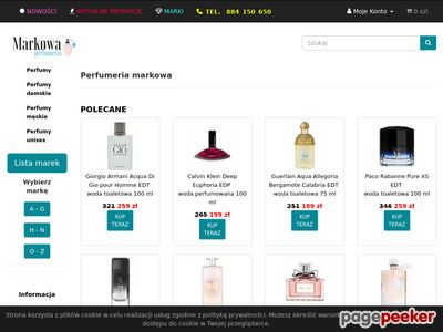 Markowaperfumeria sklep online