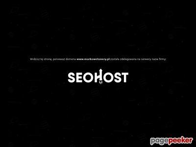 Sklep MarkoweTonery.pl