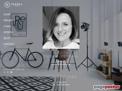Projektowanie wnętrz sklepowych - martaperska.pl