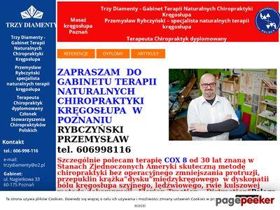 Chiropraktyka-Rwa Kulszowa-Rybczyński