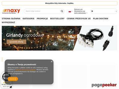 Maxy.pl-Importer Chiny