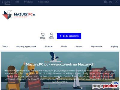 Mazury.PC.pl - wypoczynek