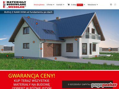 Materiały Budowlane AW Wesołek Sp. z o.o. Sp. K