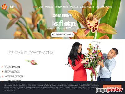 Kurs florystyczny