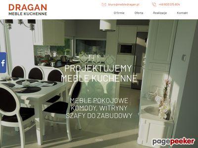 MEBLE DRAGAN - Kuchnie Kraków