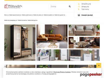 Meblowy sklep internetowy - tanie meble online z dostawą do domu.