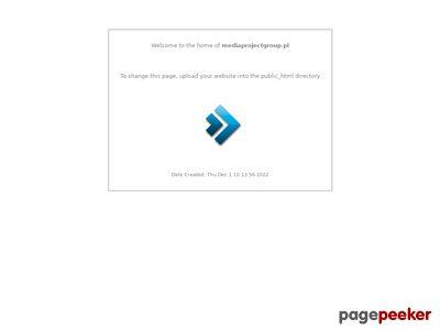 Media Project Group - produkcja i montaż wideo