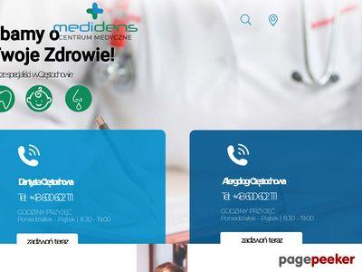 Gabinet stomatologiczny Częstochowa