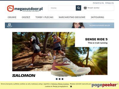 Megaoutdoor - buty do biegania w terenie