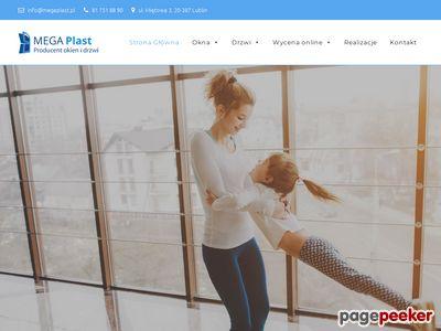 Megaplast - producent okien pcv
