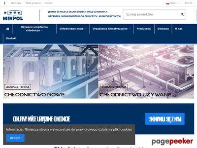 Mirpol: Klimatyzacja sprzedaż