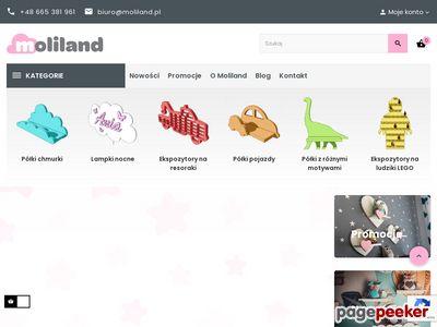 Moliland– sklep, w którym kupisz artykuły wyposażenia wnętrz