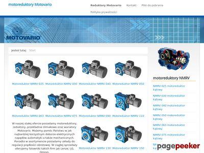Motoreduktory Motovario