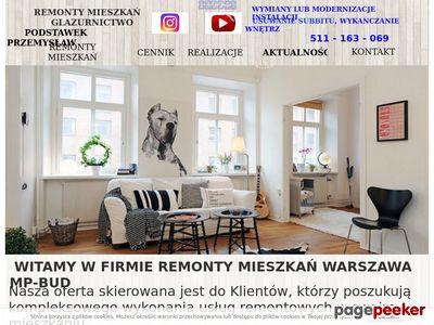 Remonty Warszawa MP-BUD