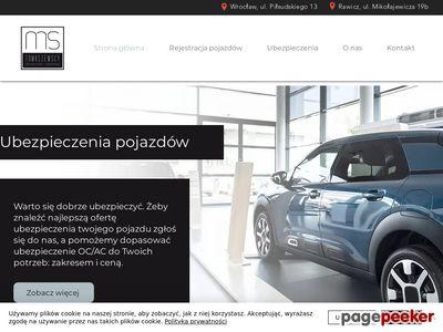Agencja ubezpieczeniowa Wrocław