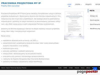 MY IP Projekty domów jednorodzinnych Śląsk