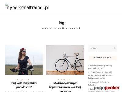 Trener personalny Warszawa, trening personalny