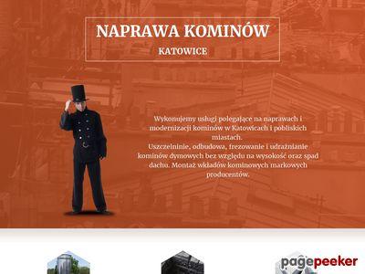 Naprawa kominów Katowice