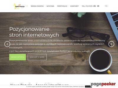 Agencja SEO - Gdańsk Nowa Pozycja