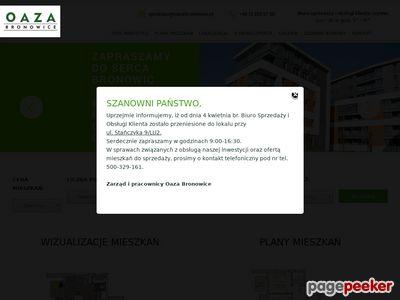 Kraków nowe mieszkania