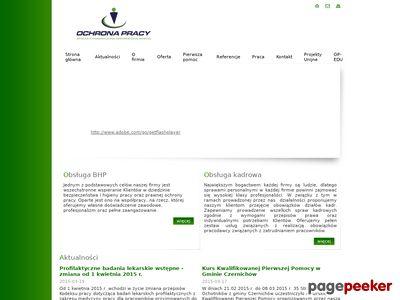 Kurs pierwszej pomocy ochronapracy.com