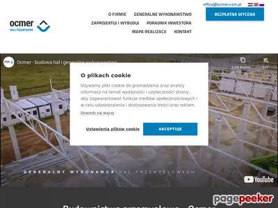 Hale stalowe - budownictwo przemysłowe