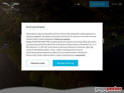 Hotele mazury