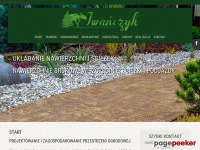 OGRODNIK Szczecin i usługi ogrodnicze | www.Ogrody-Iwanczyk.pl