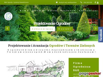 Systemy nawadniające, nawadnianie ogrodów