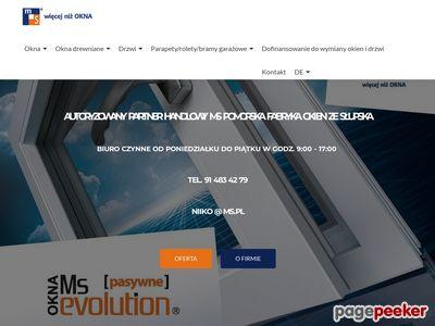 Okna Szczecin