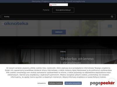 Okna pcv Warszawa