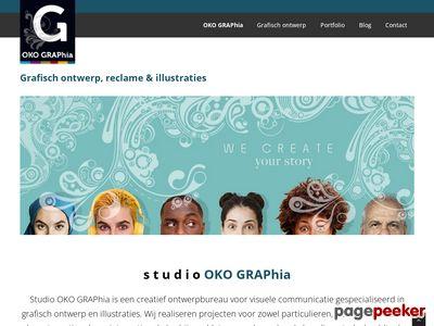 OKO GRAPhia | studio grafiki użytkowej i ilustracji